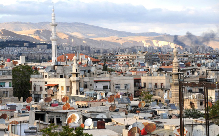 Дамаск, Сирия