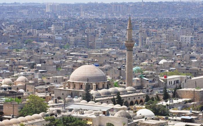 Алеппо,