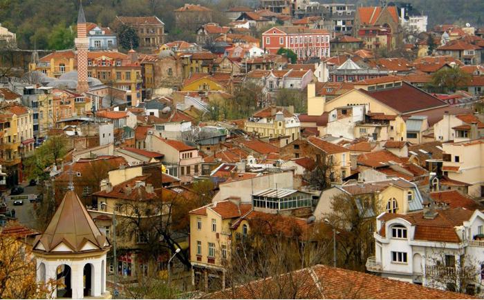 Пловдив, Болгария