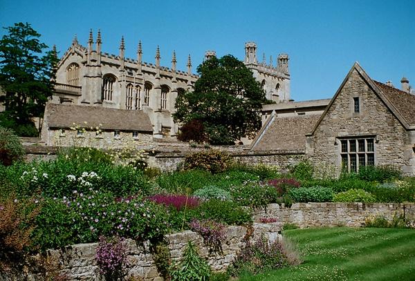 Оксфордский университет: кампус