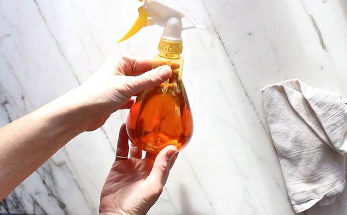 Как легко и просто приготовить апельсиновый уксус дома