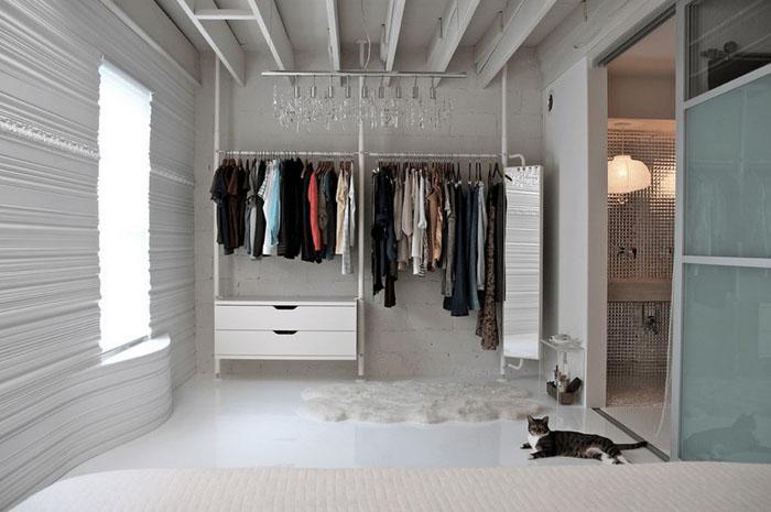 Гардероб для одежды