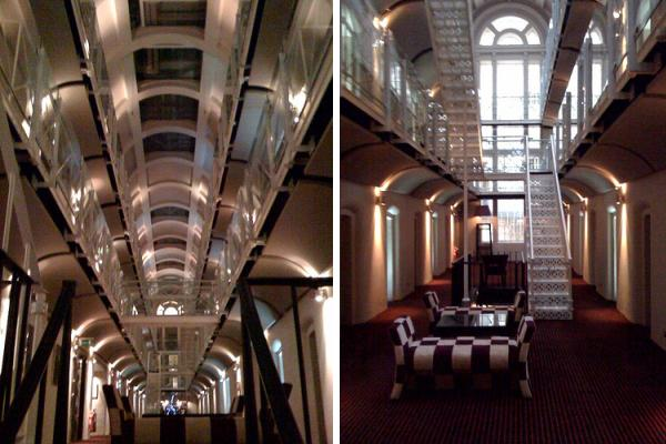 Oxford Malmaison:  от страшной средневековой тюрьмы до роскошного отеля