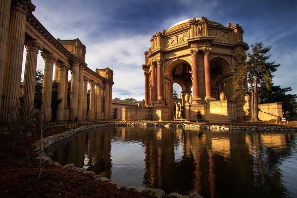 Дворец изобразительного искусства в Сан-Франциско