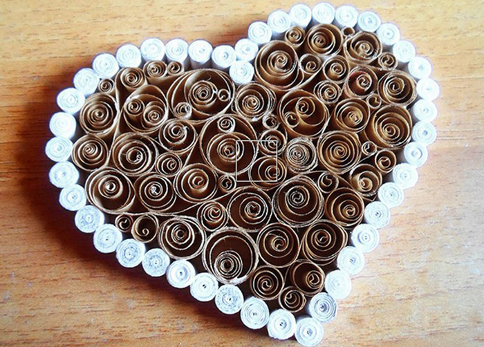 Декорирование сердец