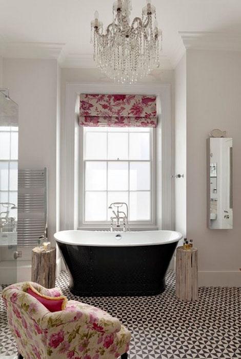 Интерьер ванной от RDP Architects