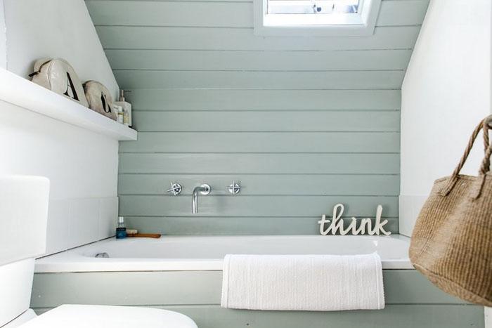 Интерьер ванной от Gabriel Holland Interior Design