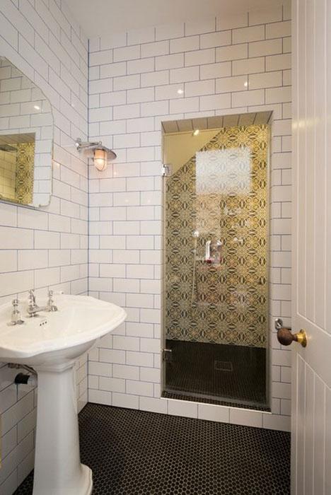 Интерьер ванной от Domus Nova