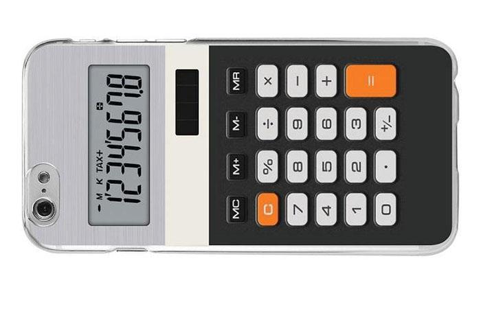 Чехол в виде калькулятора для iPhone 6