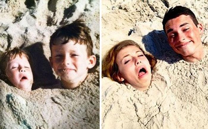 Солнце, море, песок