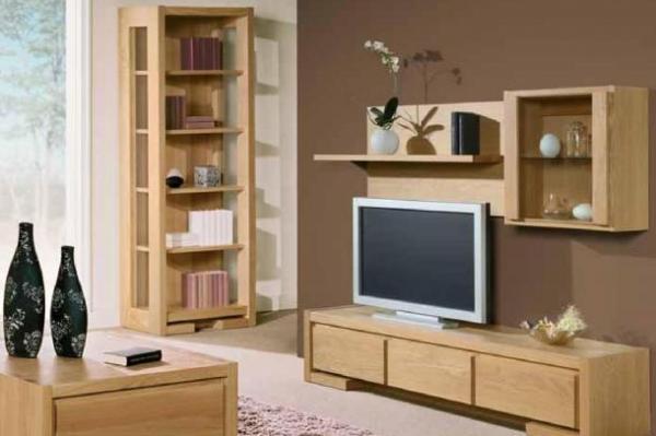 Стационарная мебель для телевизора