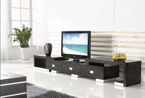 Обзор идей размещения телевизора в гостиной