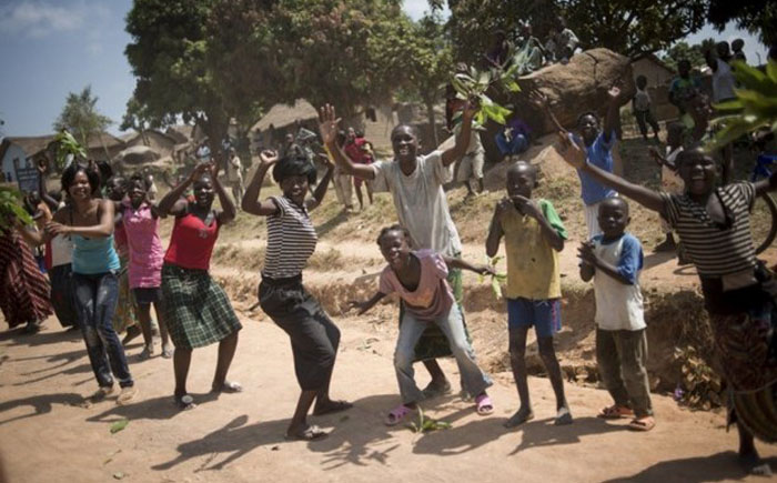 Центральная Африканская республика, $604