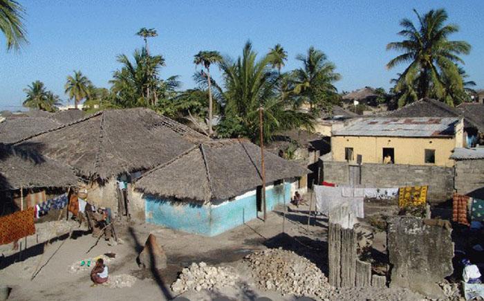 Мозамбик, $1046