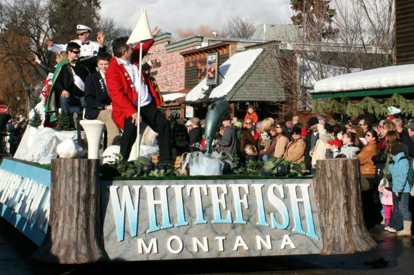 Фестиваль Pescado Blanco (Монтана)