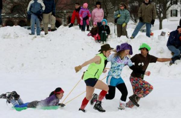 Дартмутский зимний фестиваль (Ганновер, США)