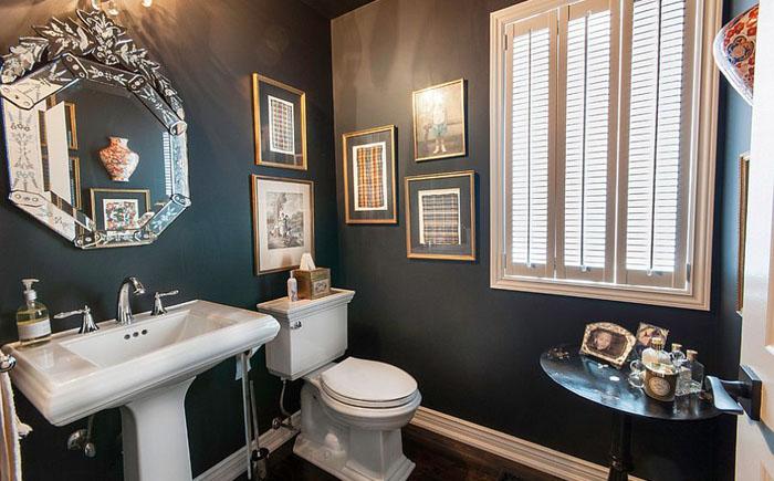 Картины в ванной комнате от Royal Home Improvements