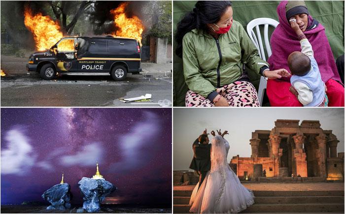 Прошедшая неделя в 20 самых поразительных фотографиях от мировых агентств новостей