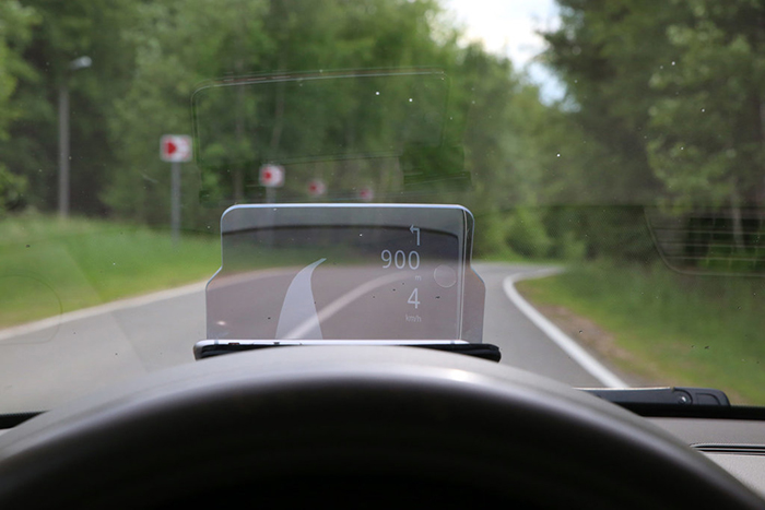 Аксессуар для автомобиля Hudway Glass