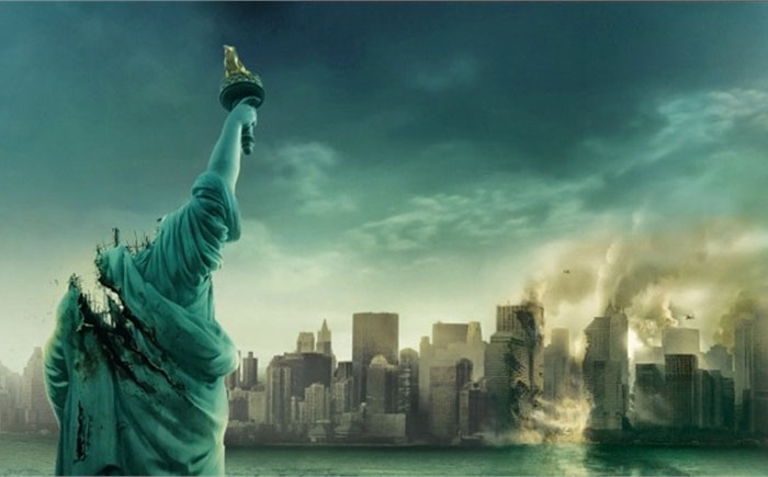 Ядерный удар по Нью-Йорку