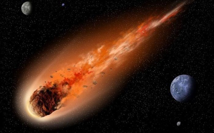 Космический удар