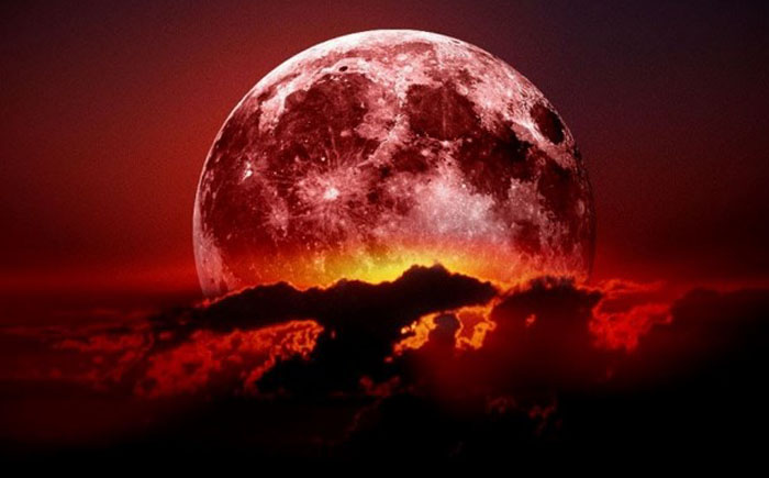 Феномен четырёх кровавых лун