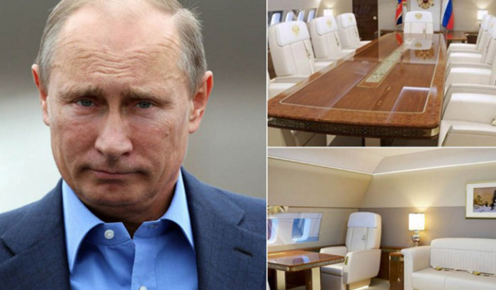 20 самых дорогих президентских самолетов в мире