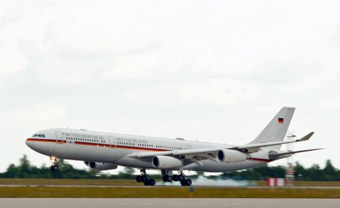 Airbus A340-313 – Германия
