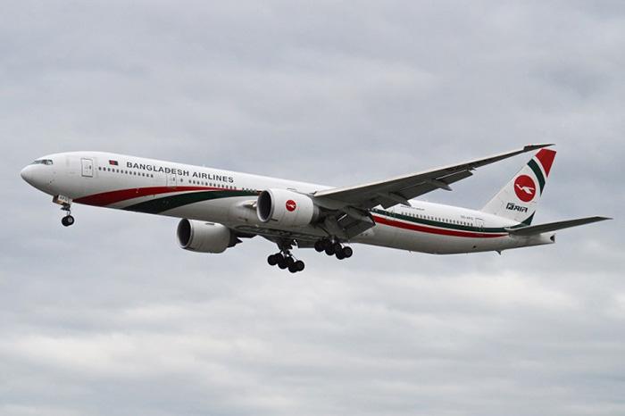 Boeing 777-300ER – Бангладеш