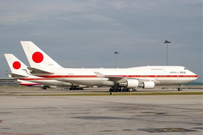 Boeing 747-400 – Япония