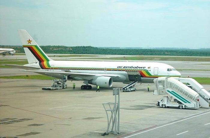 Boeing 767 – Зимбабве