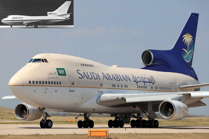 Boeing 747 – Саудовская Аравия
