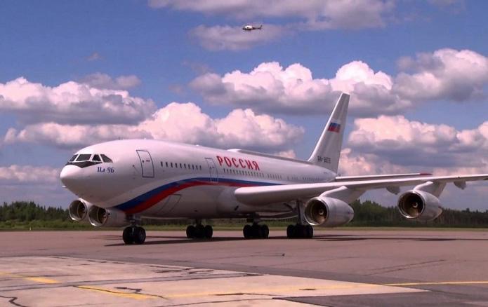 ИЛ-96-300 – Россия