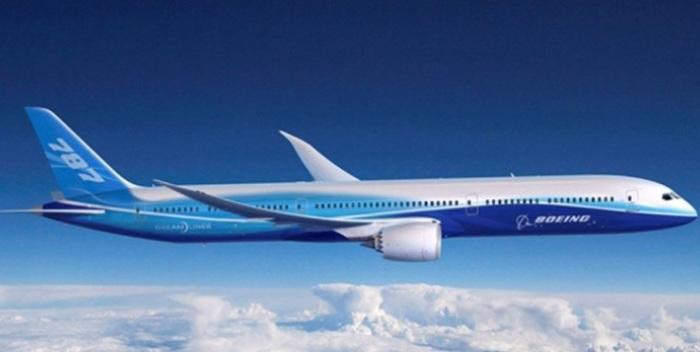Boeing 787-8 – Мексика