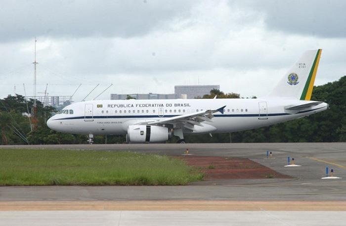 Airbus A319 – Бразилия