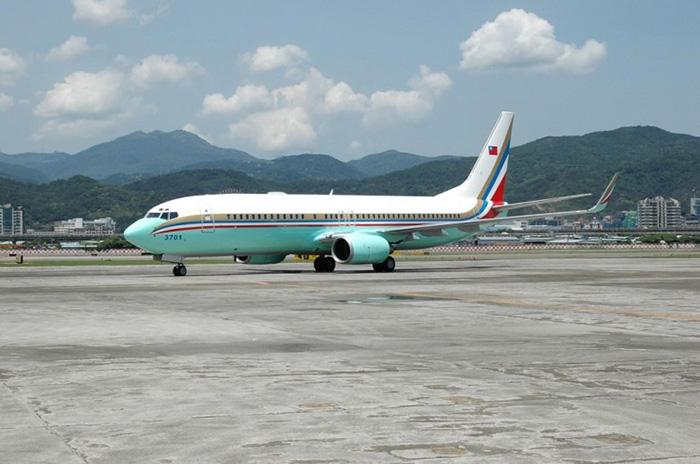 Boeing 737 – Тайвань