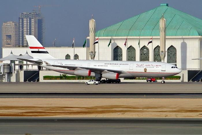 Airbus A340-200 – Египет