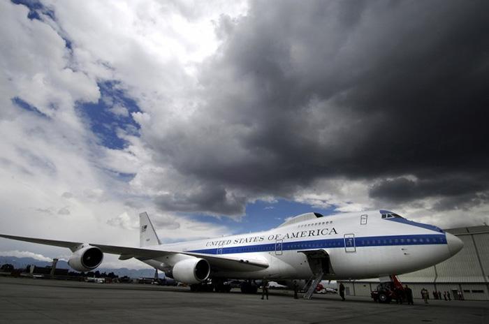 Самолет судного дня – США