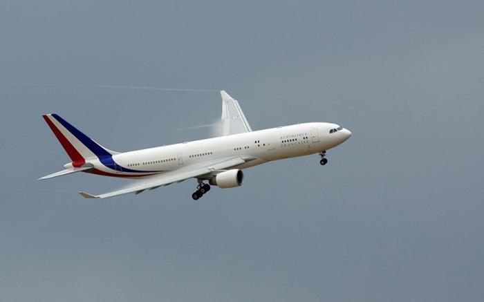 Airbus A330-200 – Франция