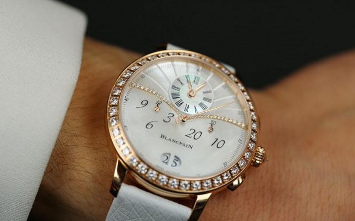 10 самых дорогих часов, чтобы порадовать любую женщину