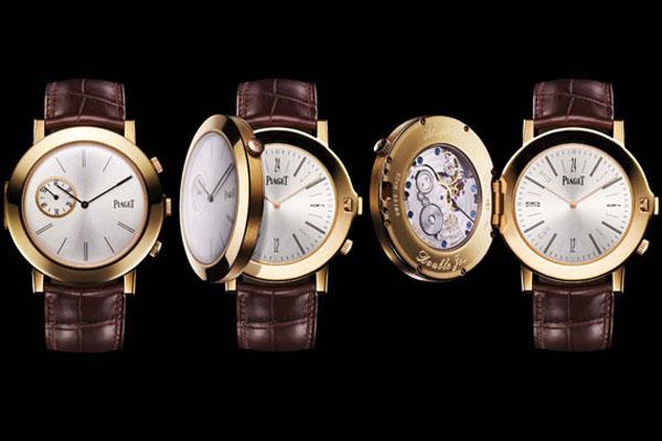 Швейцарские часы Piaget Altiplano Double Jeu
