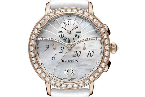 Швейцарские часы Blaincpain Chronograph Grande Date