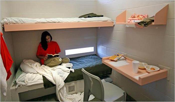 12 тюрем, в которых камеры намного комфортабельнее большинства квартир
