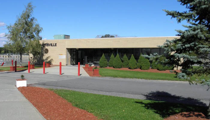 Федеральное исправительное учреждение и тюремный лагерь, Отисвилл