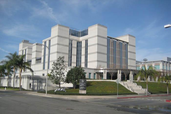 Тюрьма в округе Ориндж, Санта-Ана
