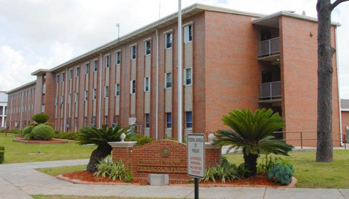 Федеральная тюрьма, Пенсакола