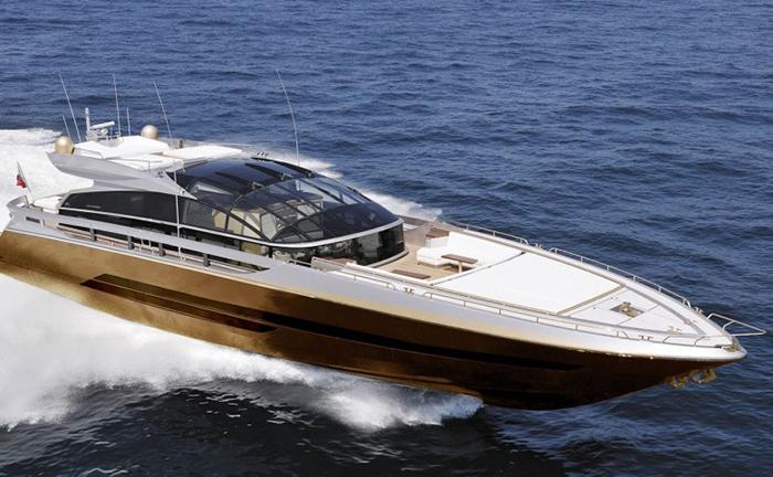 Роскошная яхта History Supreme