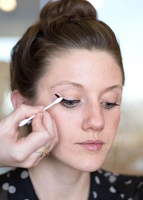 Коррекции макияжа