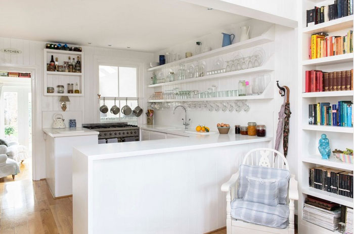 Интерьер кухни от Whitstable Island Interiors