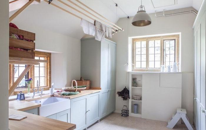 Интерьер кухни от Gabriel Holland Interior Design